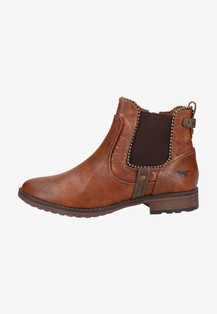 Mustang - Stiefelette - brown