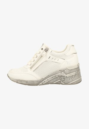 Baskets montantes - off-white