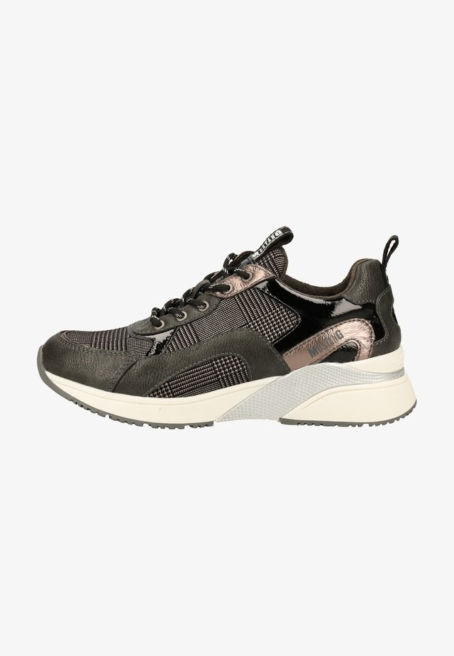 Sneakers - graphit 259