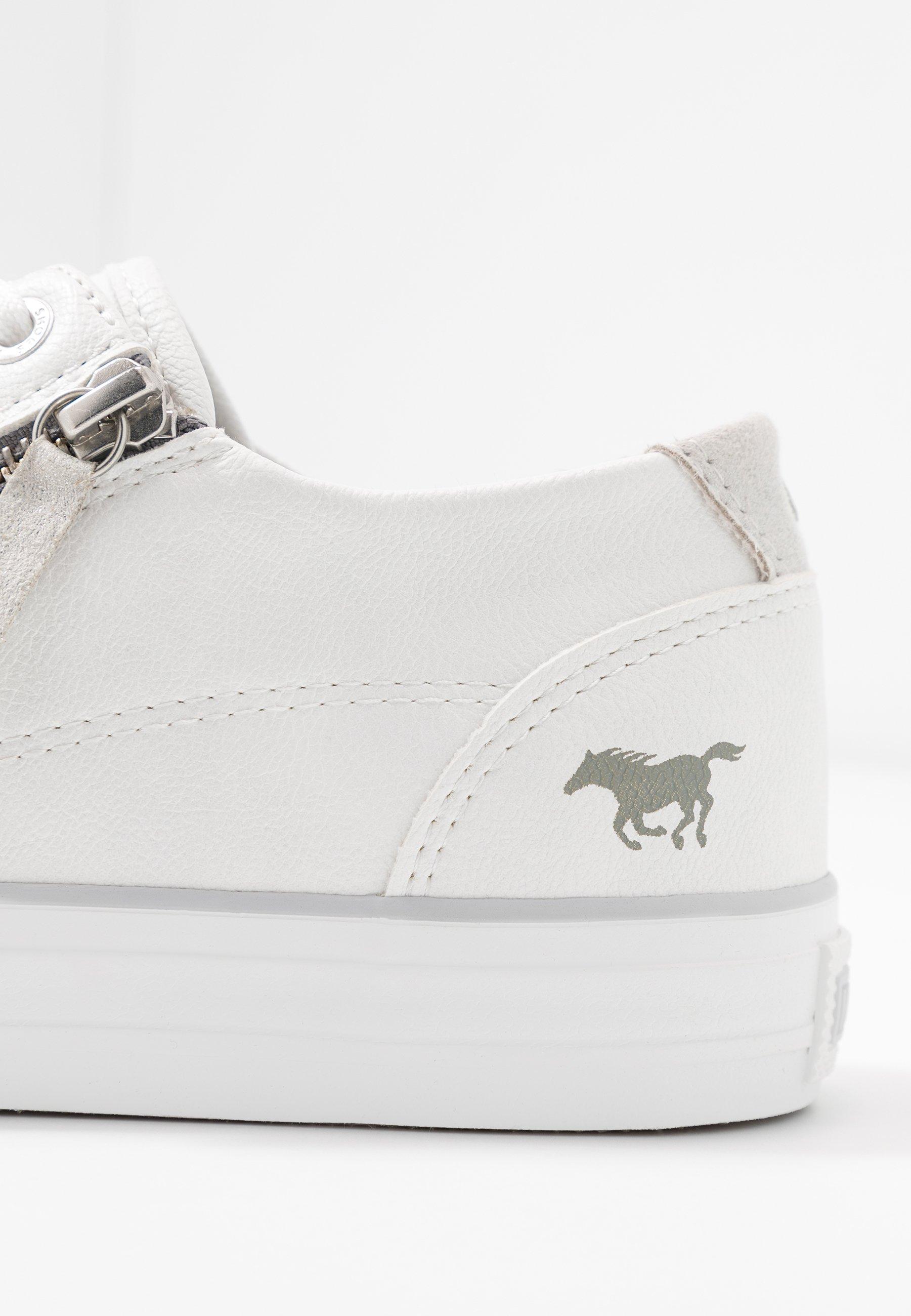Mustang Sneakersy niskie - weiß