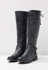 Mustang - Boots - navy - 3