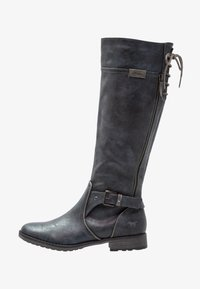 Mustang - Boots - navy - 1