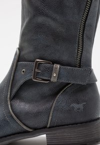 Mustang - Boots - navy - 6
