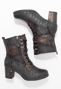Mustang - Veterboots - anthracite - 3