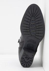 Mustang - Kovbojské/motorkářské boty - graphit - 6