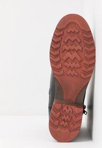 Mustang - Šněrovací kotníkové boty - schwarz - 6