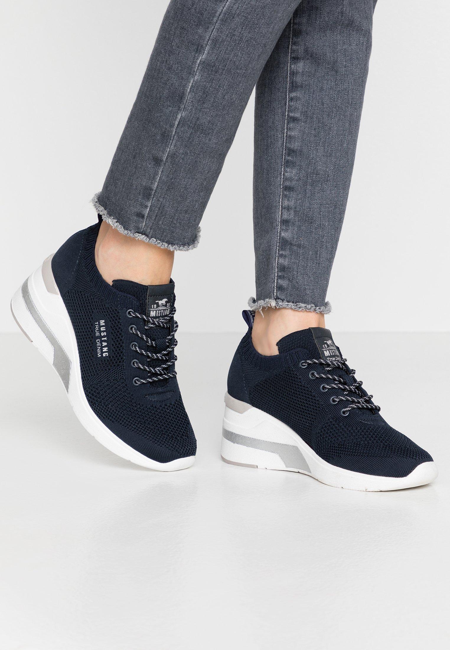 Mustang Sneakersy niskie - navy