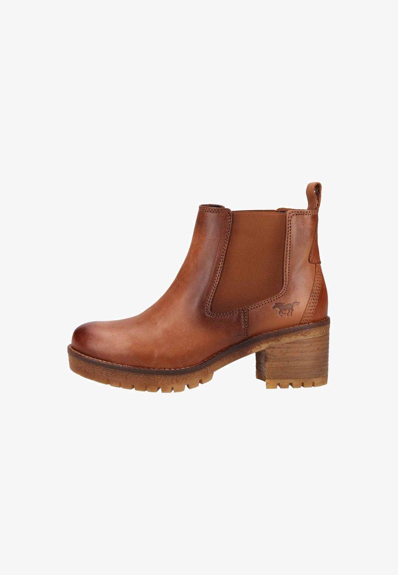 Mustang - Classic ankle boots - brown