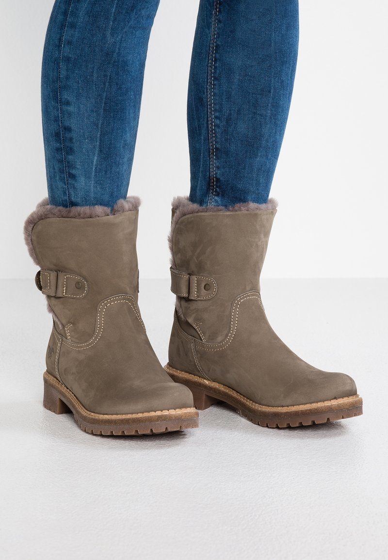Mustang - Classic ankle boots - taupe