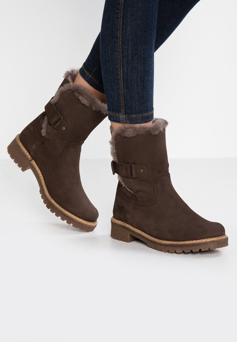 Mustang - Classic ankle boots - dunkelbraun