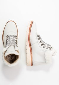 Mustang - Ankle boots - offwhite - 3