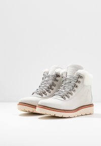 Mustang - Ankle boots - offwhite - 4