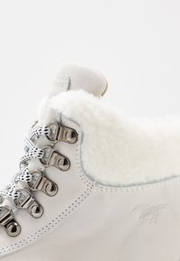 Mustang - Ankle boots - offwhite - 2