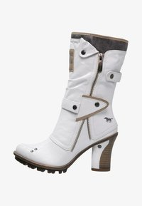 Mustang - Winter boots - offwhite - 0