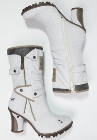 Mustang - Winter boots - offwhite - 1
