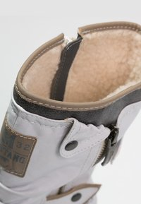 Mustang - Winter boots - offwhite - 5
