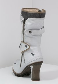 Mustang - Winter boots - offwhite - 3