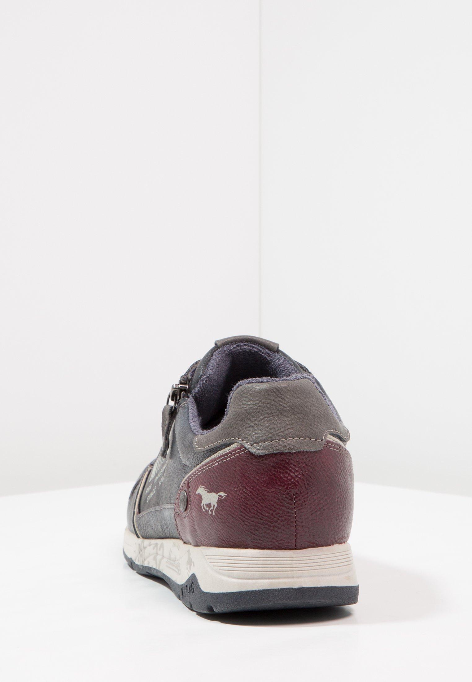 Sneaker low navy