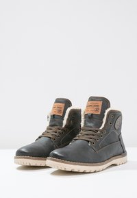 Mustang - Lace-up ankle boots - graphit - 2