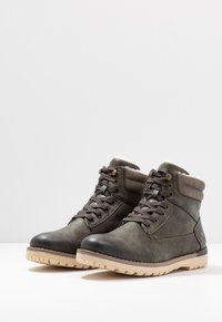 Mustang - Winter boots - oliv - 2