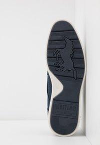 Mustang - Volnočasové šněrovací boty - dunkelblau - 4