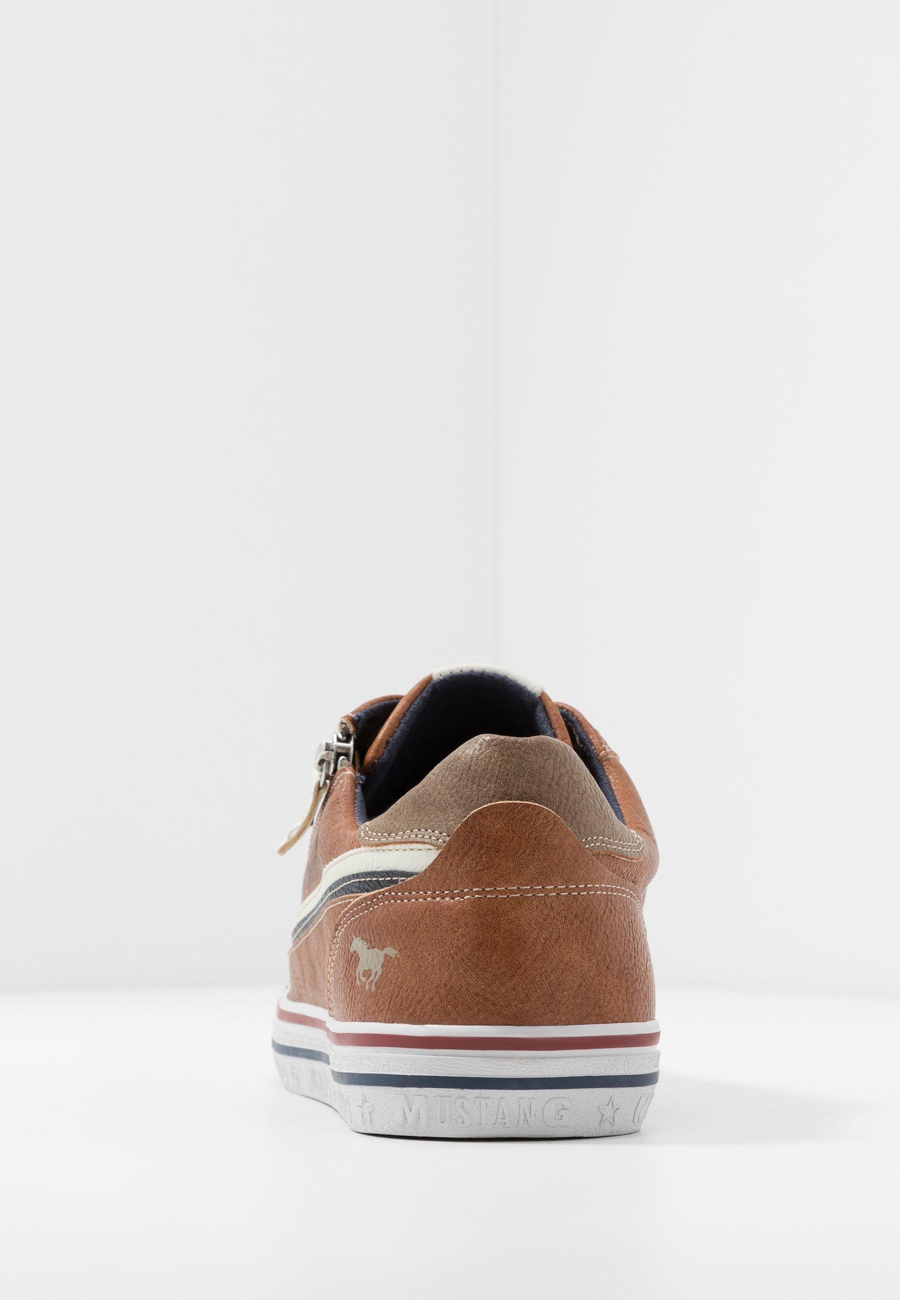 Mustang Sneakers - Cognac