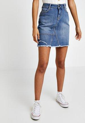 LAURA SKIRT - Spódnica jeansowa - medium