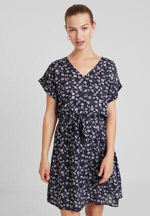 FELI V  - Sukienka letnia - dark blue/ white
