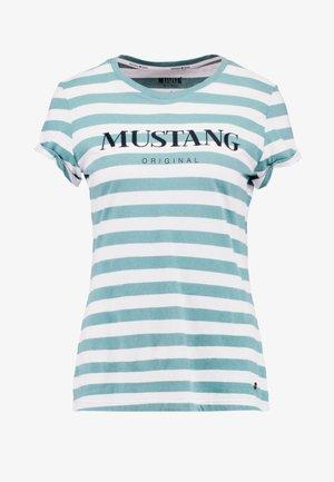 ALEXIA STRIPE - Camiseta estampada - brighton