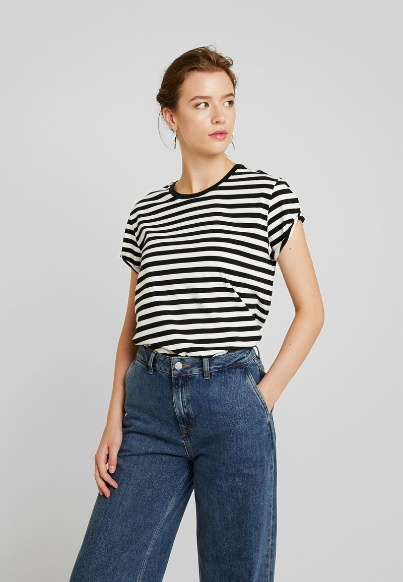Mustang - AUDREY STRIPED - Print T-shirt - nothing hill