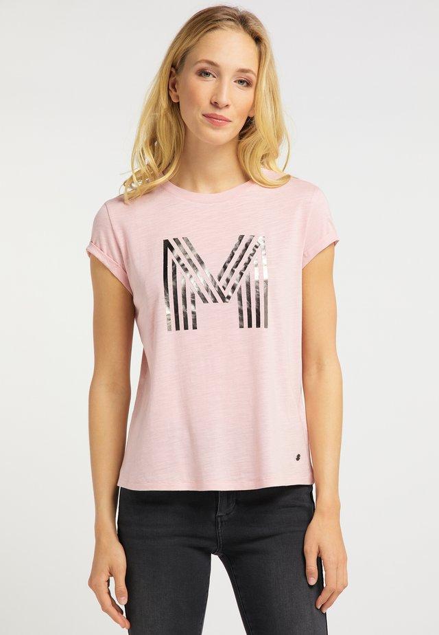 ALINA - T-Shirt print - light pink