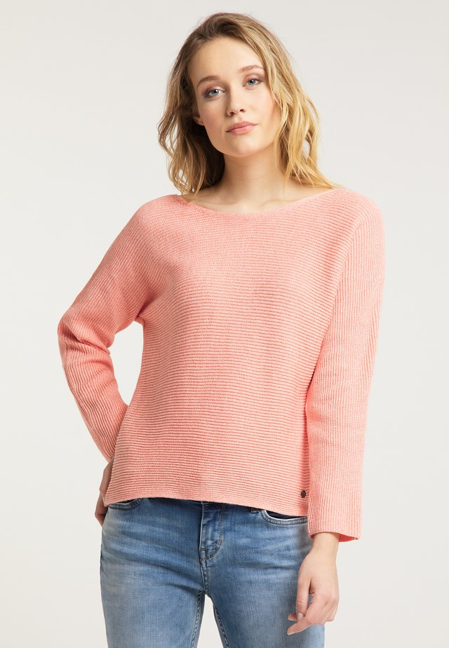 CARA - Strickpullover - pink