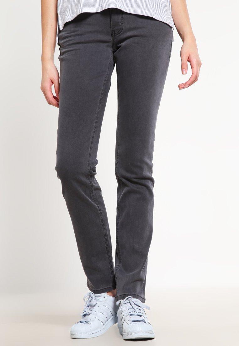 Mustang - SISSY SLIM  - Jeans Slim Fit - black vintage wash