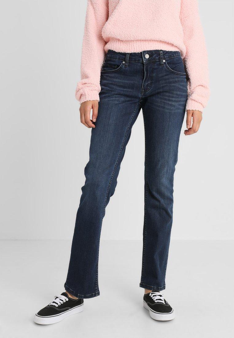 Mustang - SISSY - Jeans straight leg - denim blue