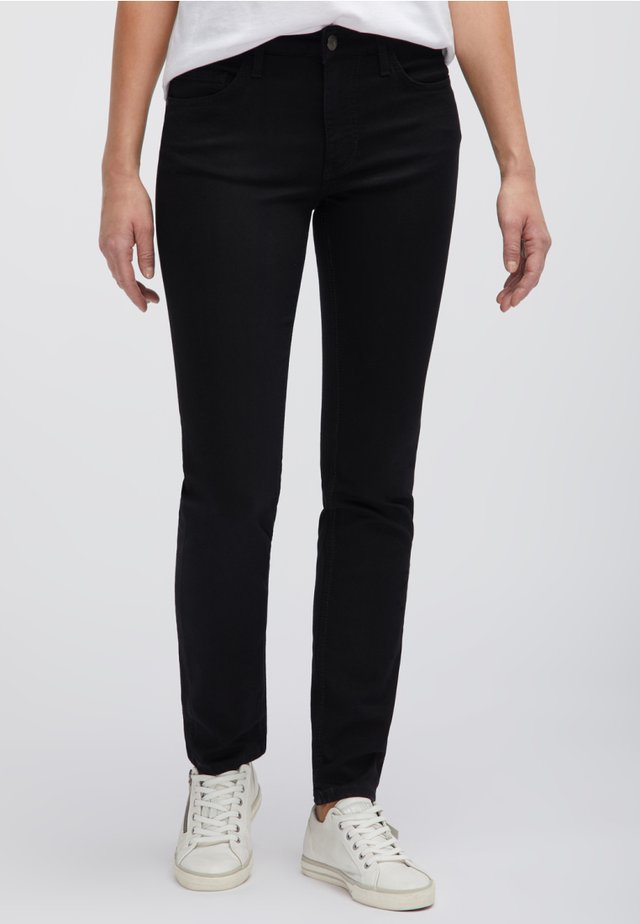 REBECCA - Jeans Slim Fit - black