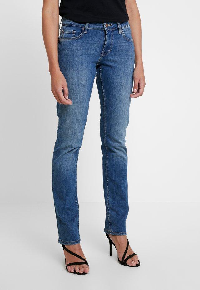 SISSY - Straight leg jeans - dark