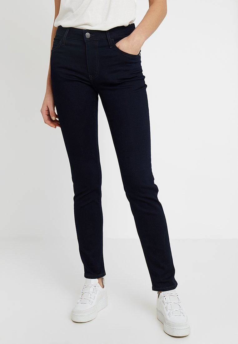 Mustang - REBECCA - Jeans slim fit - dark-blue denim