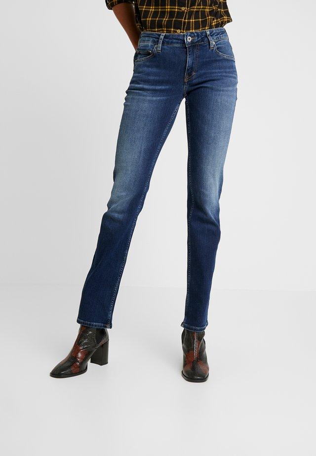 SISSY - Straight leg -farkut - light blue