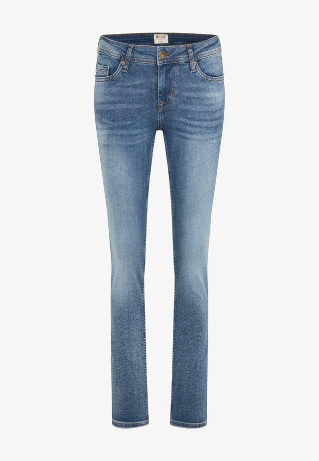 JASMIN  - Slim fit jeans - blau