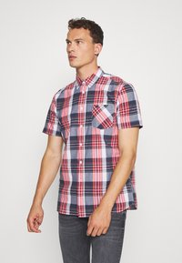 Mustang - COLLIN BASIC CHECK - Chemise - navy - 0