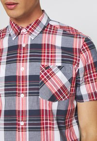 Mustang - COLLIN BASIC CHECK - Chemise - navy - 5