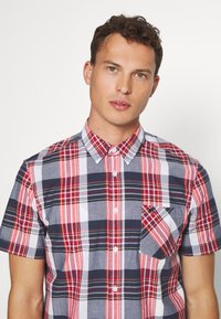 Mustang - COLLIN BASIC CHECK - Chemise - navy - 3
