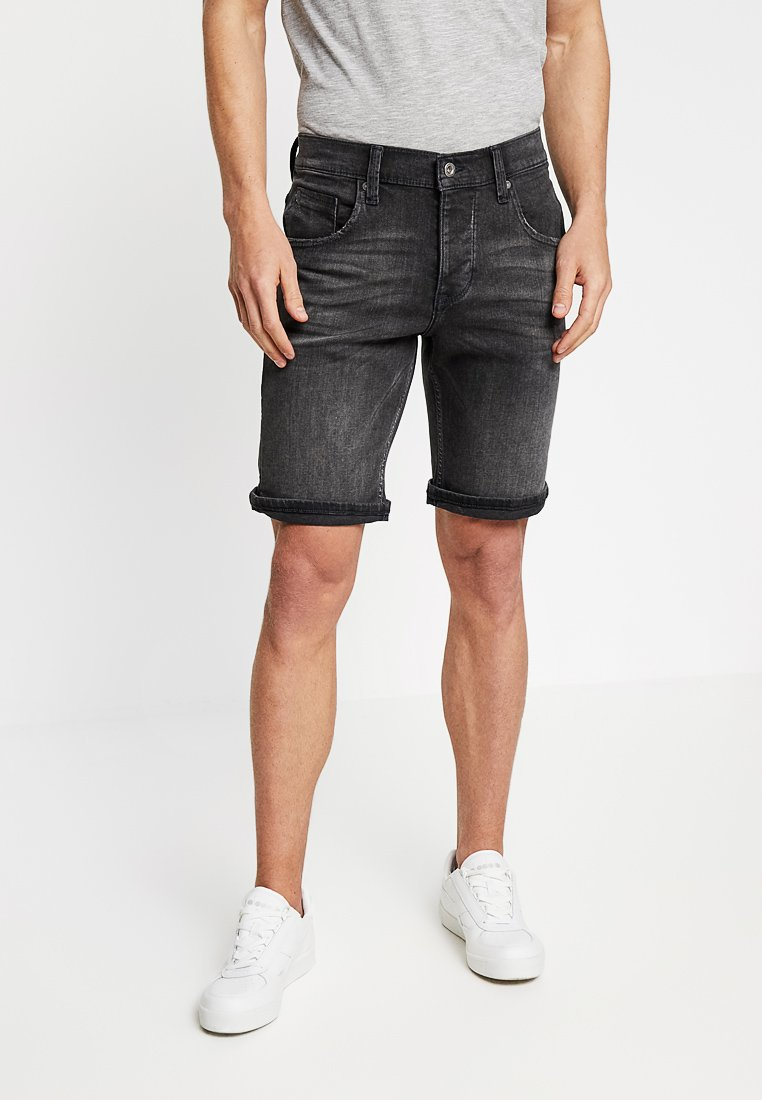 Mustang - Jeans Shorts - medium middle