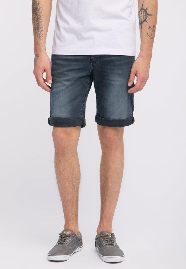 CHICAGO  - Denim shorts - blau