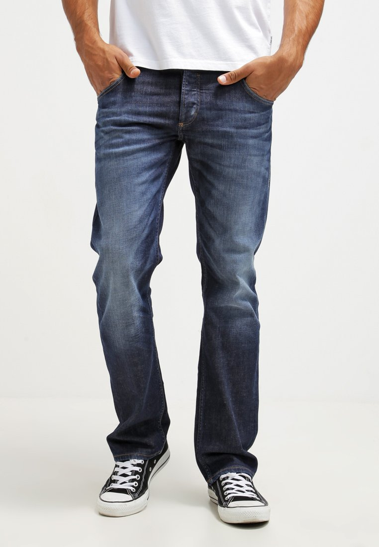 Mustang - MICHIGAN  - Jeans Straight Leg - light blue