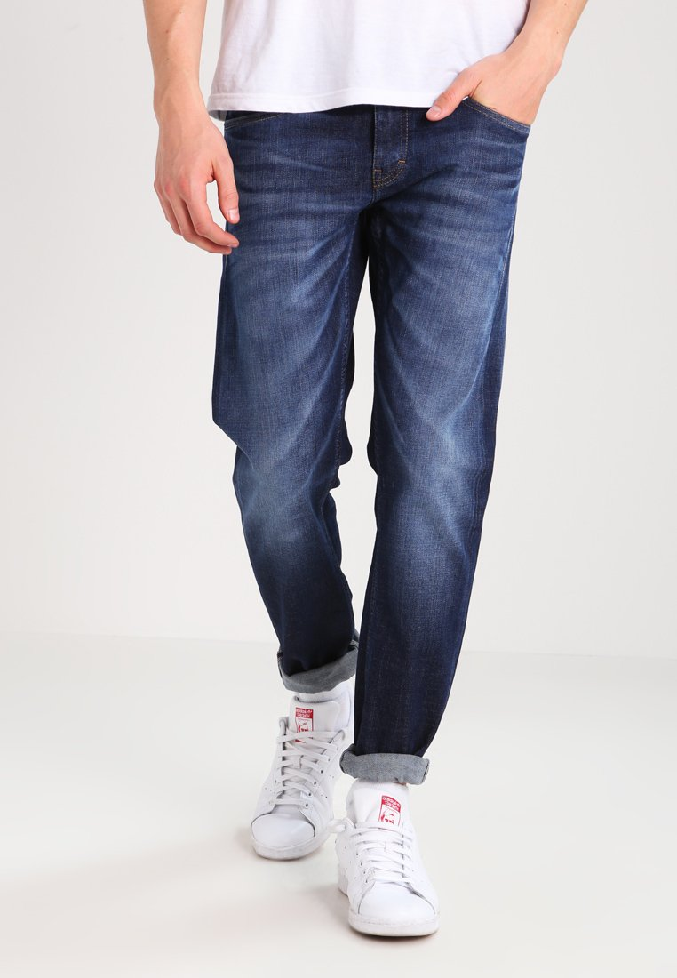 Mustang - OREGON  - Straight leg jeans - dark rinsed