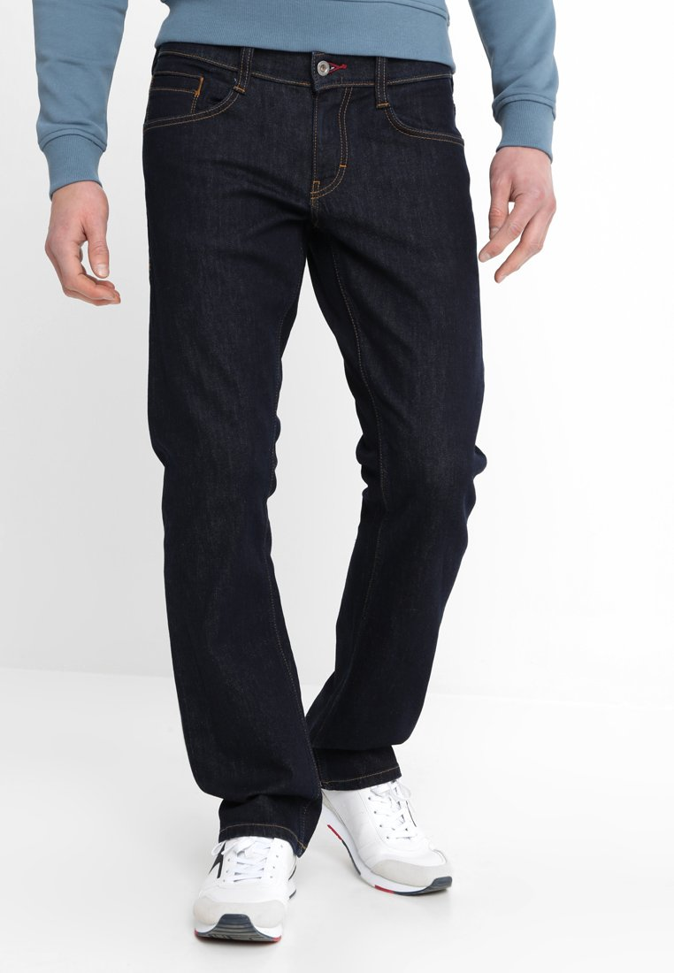 Mustang - OREGON - Jeans Straight Leg - rinse washed
