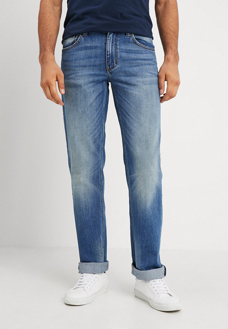 Mustang - BIG - Straight leg -farkut - denim blue
