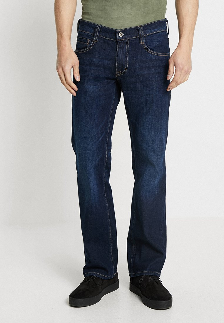 Mustang - OREGON - Jeans Bootcut - denim blue