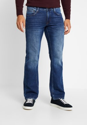 OREGON - Jeansy Bootcut - medium dark